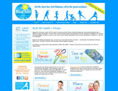 Blue Sky Fitness
