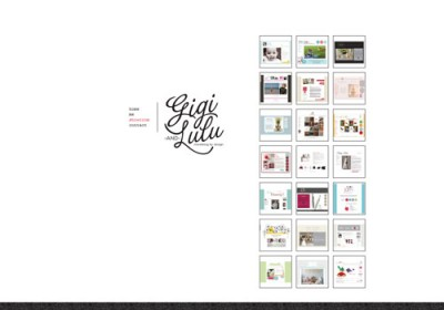 Gigi & Lulu Graphic Design