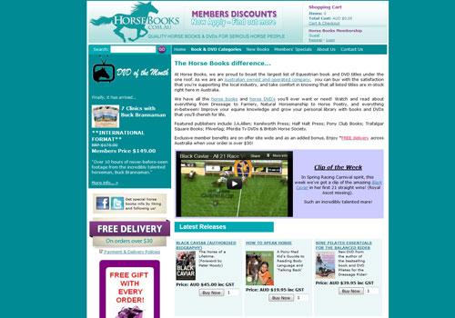 Horse Books Online Shop