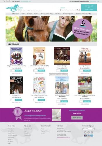 Horsebooks Online Store