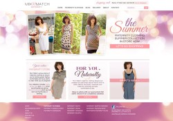 Mix N Match Maternity Clothing