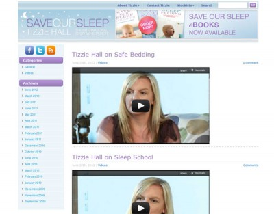 Save Our Sleep Blog