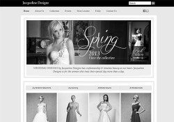 Jacqueline Designs Website
