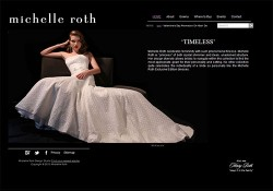 Michelle Roth Wedding Gowns