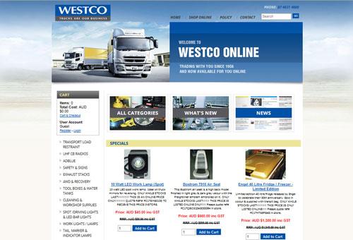 West Co Truck Shop