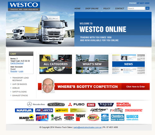 Westco Truck Sales